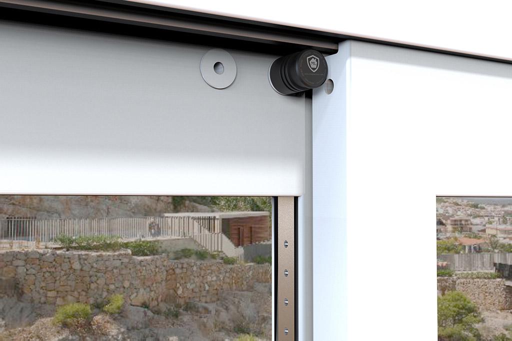 Bloqueo seguridad ventanas correderas