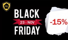 Black Friday at Magnetolock. 15% discount